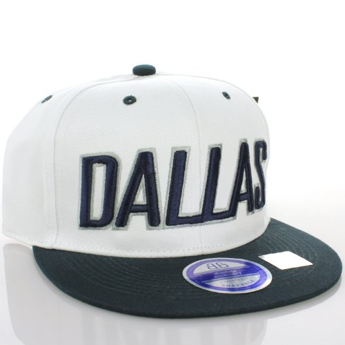 Dallas City State Baseball Cap