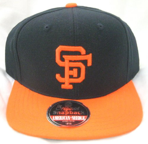 San Francisco Giants Cooperstown 400 Snapback Adjustable Hat
