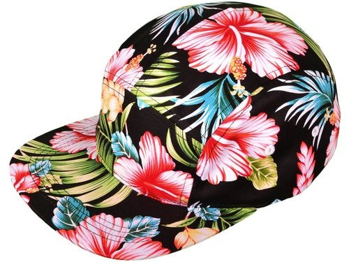 Flat Bill 5 Panel Floral Snapback Cap W/leather Strapback (Black Flower)ine Store / Online Shopping / Fitted Hats / Summer & Cool Hats / Children Styles Hats and Caps Online / Women Hats / Stylish Caps & Hats / Kids Sun Hats / Winter Hats / Ladies Fashion Hats / Latest Design Hats / Buy Hats Online / Bucket Hats Online / Flat Printed Hats / Simple Hats and Caps