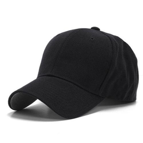 Blank Kids Hat, Black