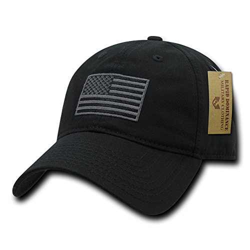 Rapid Dominance Polo Style USA baseball Cap