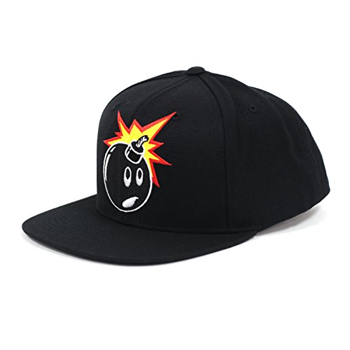 The Hundreds Forever Adam Snapback (Black) Hat
