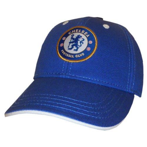 Chelsea Football Club Official Soccer Gift Snapback Baseball Cap Royal Blue
