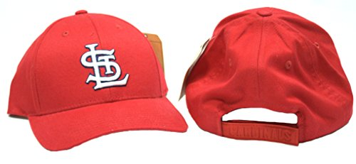 St. Louis Cardinals Licensed Basic New Era Snapback Baseball Hat