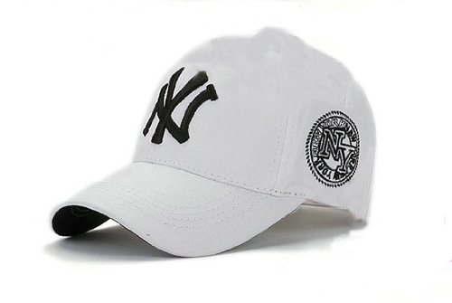 Mens Womens Baseball NY YANKEES Cap Adjustable Snapback Sport Hip-Hop Hat Unisex