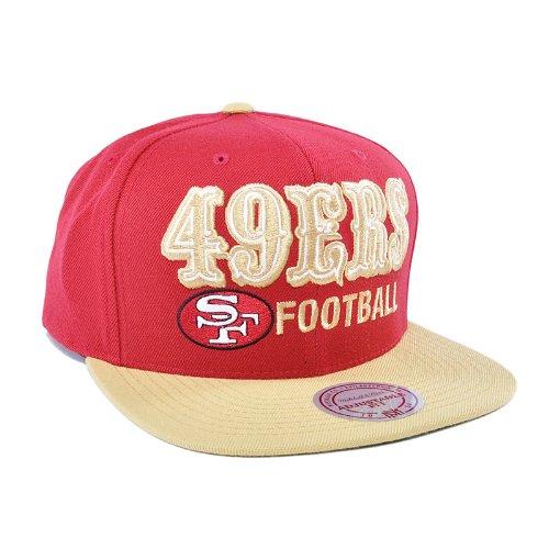 Mitchell & Ness NFL 49ers Urban Streetwear Blocker Snapback