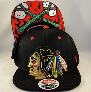 Chicago Blackhawks Snapback Cap