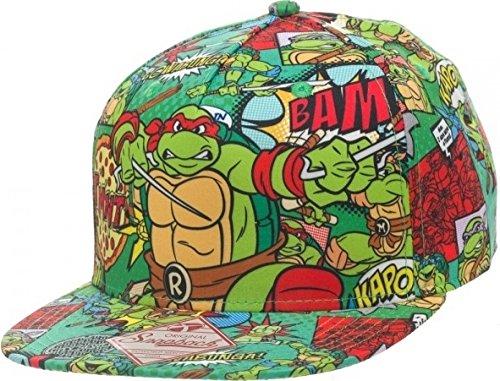 TMNT Teenage Mutant Ninja Turtles baseball hat