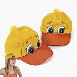 Cotton Ducky Baseball Cap Hat