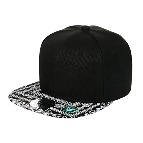 Collection of Newest Snapbacks - Blanks, Embroidered, & Custom Brims