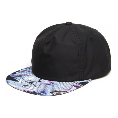 Hundreds: Scrambled baseball cap (Black)