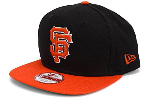 New Era Primary Fan MLB Snapback San Fransisco Giants baseball cap