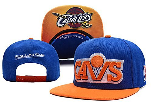 Unisex Hip Hop Cleveland Cavaliers Fans Support Hats Snapback Baseball Caps (Style 1)