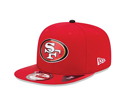NFL 2015 San Francisco Football Cap, red