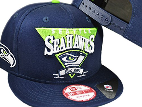 Audiences Seattle Seahawks NFL Flat Brim Where To Buy