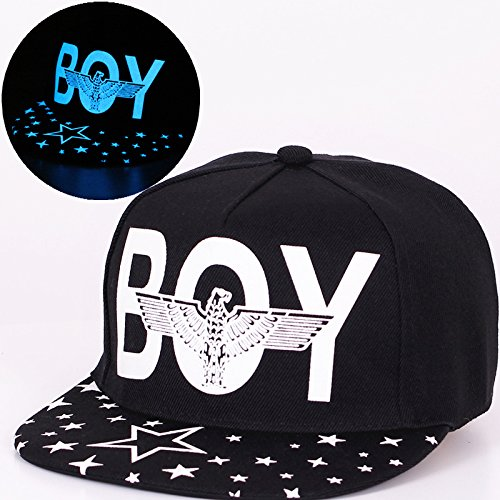 Men's 2016 New Cap hat Glow in the dark (Boy)
