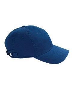 Champion Brushed Baseball Cap, royal, One Size