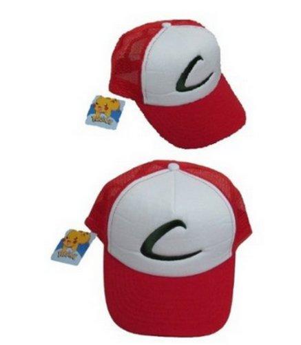 Pokemon Ash Ketchum hat free size