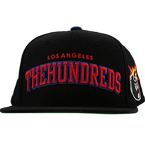 The Hundreds: Player Snapback Hat (black)
