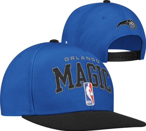 Orlando Magic Youth Size NBA Draft Snapback Hat Cap Adidas
