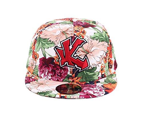 Underground Kulture UK Floral Snapback Baseball Cap