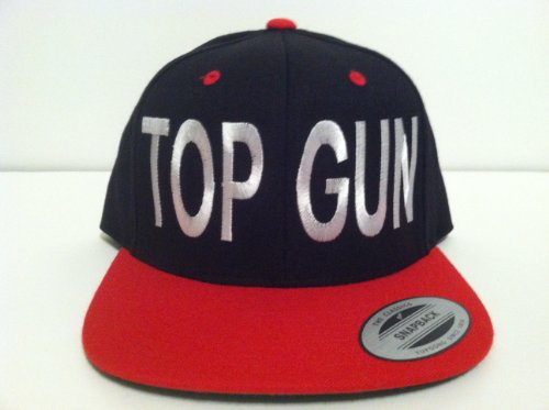 Top Gun Adam Devine Workaholics Snapback Hat