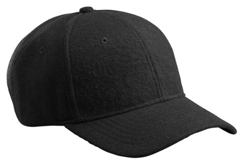 Big Accessories Cold Weather Baseball Snapback Cap - BLACK - OS