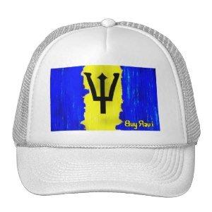 Barbados Snapback Hat