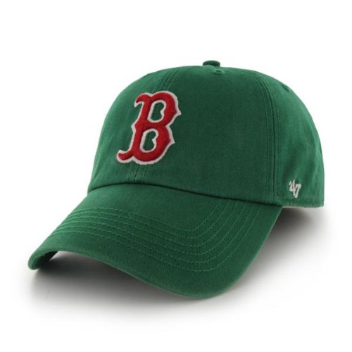 MLB Boston Red Sox Cap, Kelly, X-Large