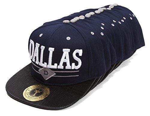 TopHeadwear City Baseball Cap Dalla