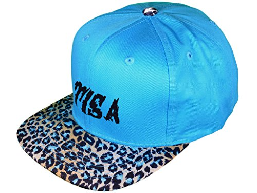 Airbrush TISA Cotton Flat Bill Floral Snapback Hats