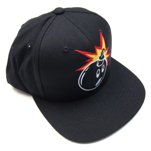 Hundreds: Adam Snapback Hat (Black)