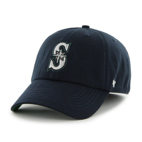 MLB Seattle Mariners Cap, Navy, Medium