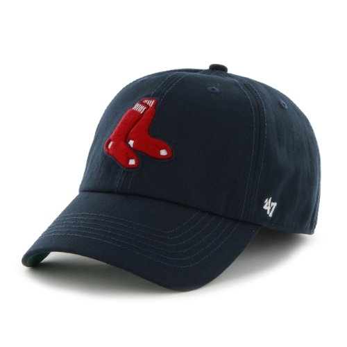 MLB Boston Red Sox Alternate Cap, Navy, Large